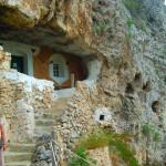 Menorca_Son Bou Höhlenwohnungen