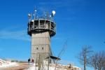 Funkumsetzstation - am Schneekopf Biosphärenreservat Thüringer Wald