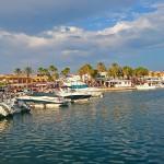 Menorca_Cala en Bosc Jachthafen