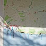 Menorca_Cala en Bosc Landkarte