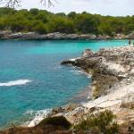 Menorca_Cala_en_Turqueta_Strand