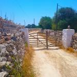Menorca_Cap de Artrutx Privatweg