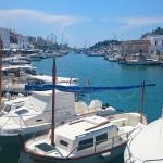Menorca_Ciutadella Hafen