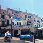 Menorca_Ciutadella Hafenstrasse