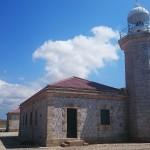 Menorca_Punta Nati Leuchtturm
