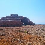 Menorca_Punta Nati Ruinen